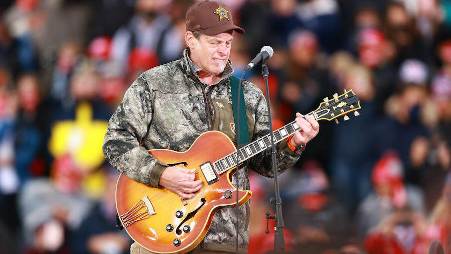 Ted Nugent Didn't Think He 'Was Gonna Make It' While Battling COVID-19
