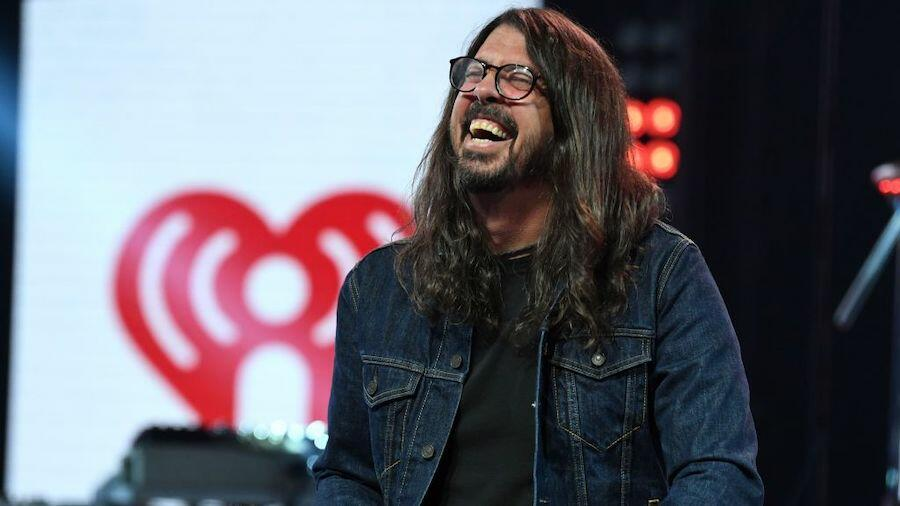Dave Grohl Tells iHeartRadio's Booker His Secret To Making Documentaries  | iHeartRadio
