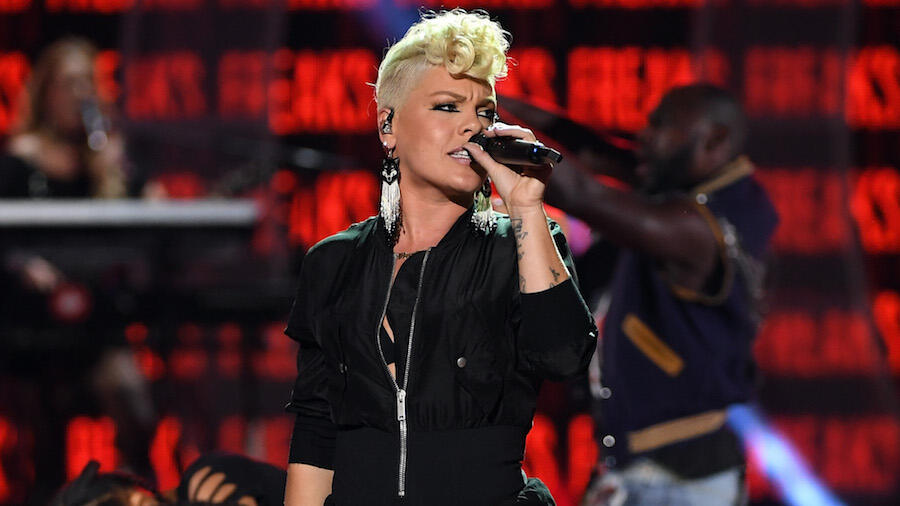 Pink Announces New Album Ahead Of 'All I Know So Far' Documentary