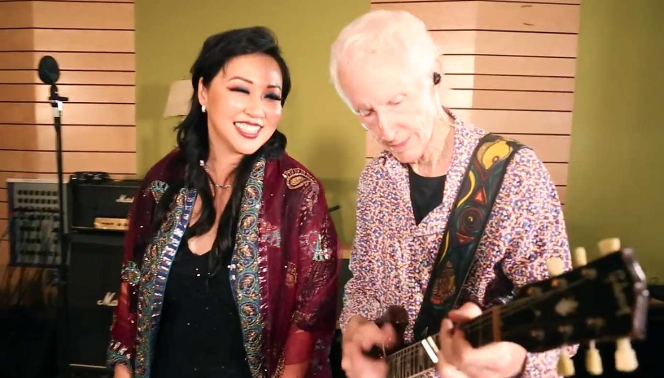 The Doors' Robby Krieger Partners With Maki Mae To Stop Asian Hate