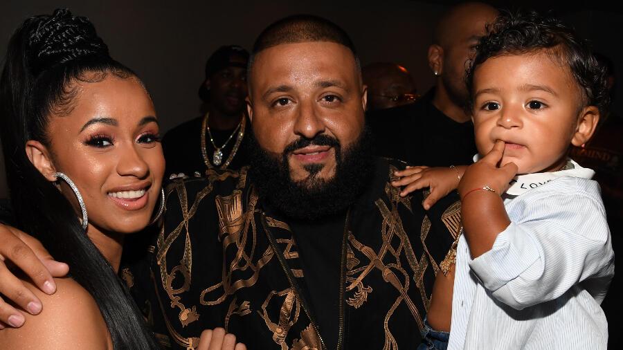 DJ Khaled Drops New Album 'Khaled Khaled' With Last-Minute Cardi-B Collab