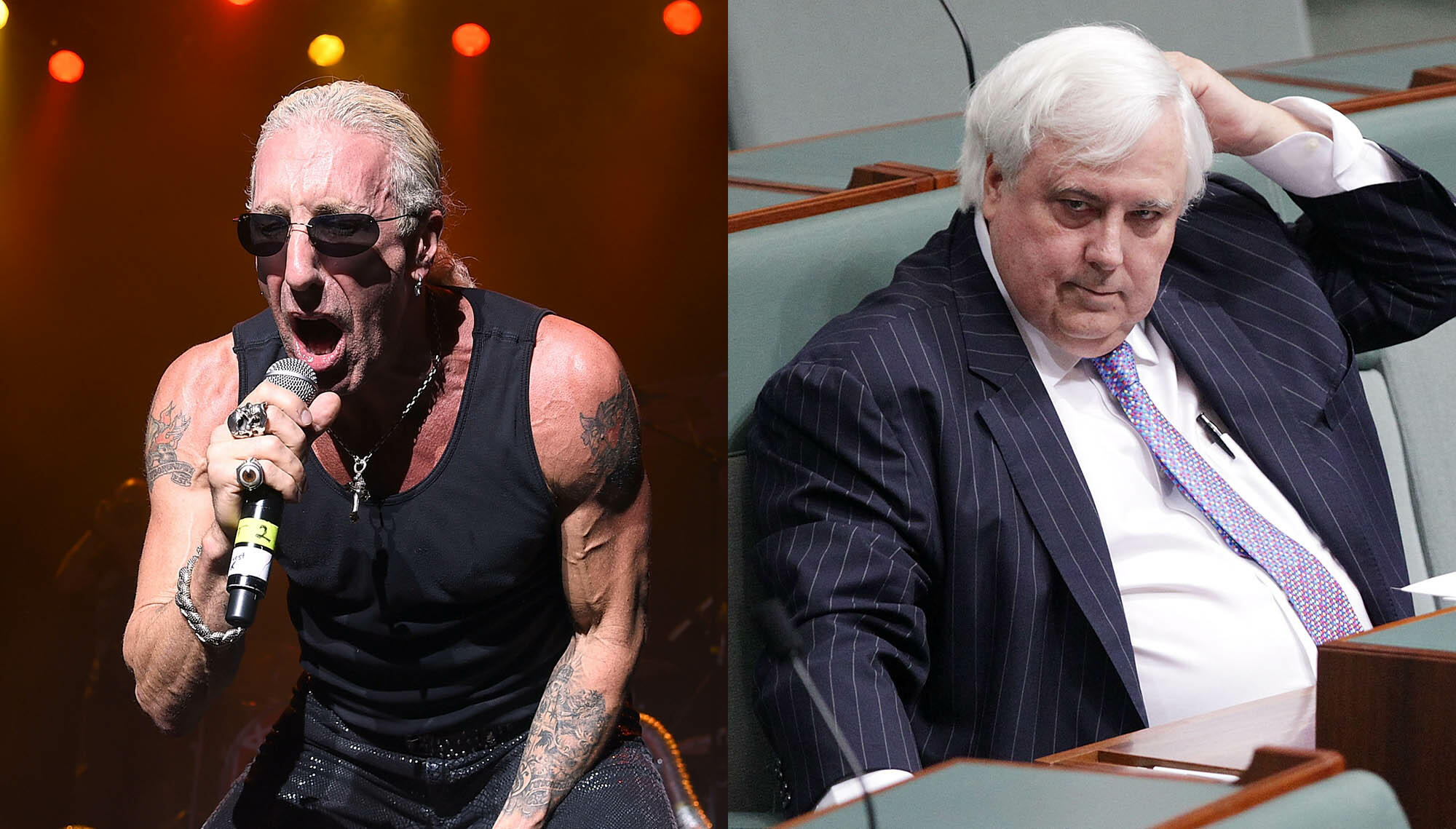 Dee Snider, UMG Win $1.2 Million Copyright Case Against Aussie Politician