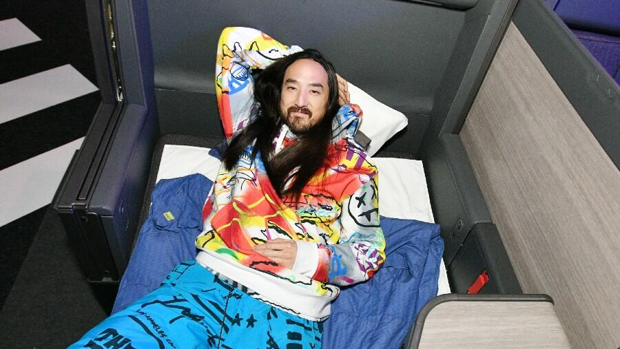 Pausing With Steve Aoki: Producer Talks New Music, Anti-Asian Hate & More