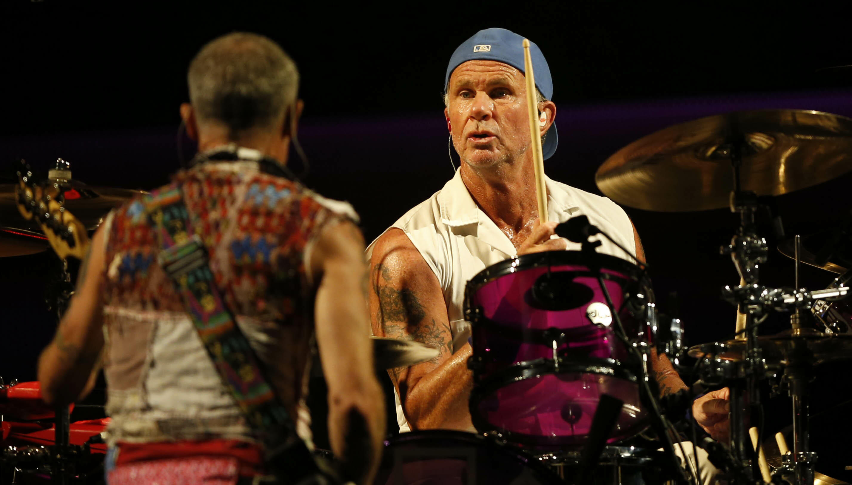 Chad Smith Confirms New Red Hot Chili Peppers Album Is Coming