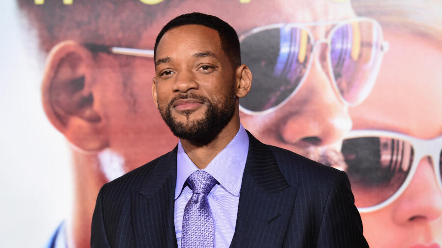 Will Smith Posts Shirtless Selfie, Says He's In The Worst Shape Of His Life