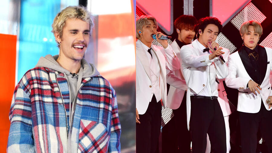 Justin Bieber & BTS To Release New Collaboration: Report