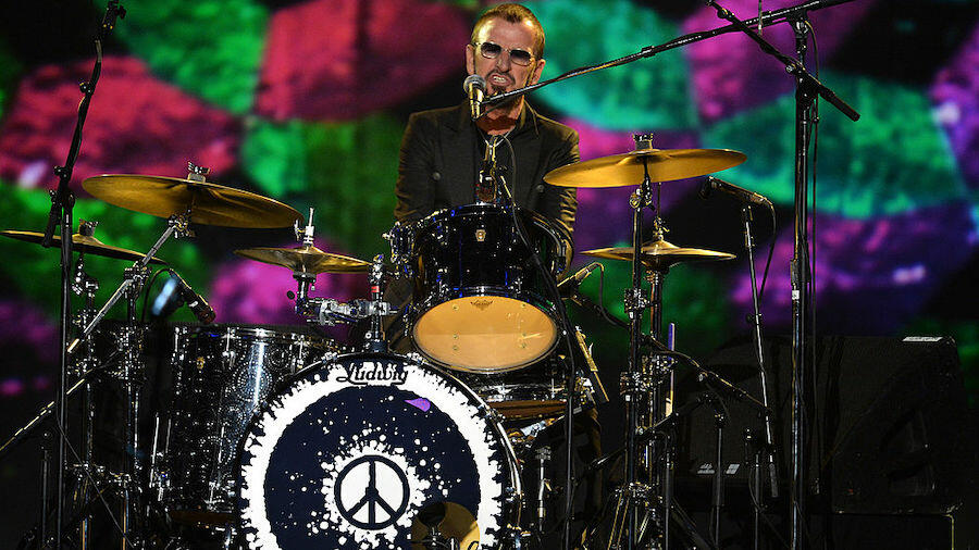 Ringo Starr Reveals His Favorite Beatles Song On 'Colbert'