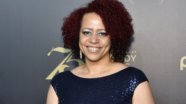 Nikole Hannah-Jones Fires Back At McConnell's Criticism Of The 1619 Project