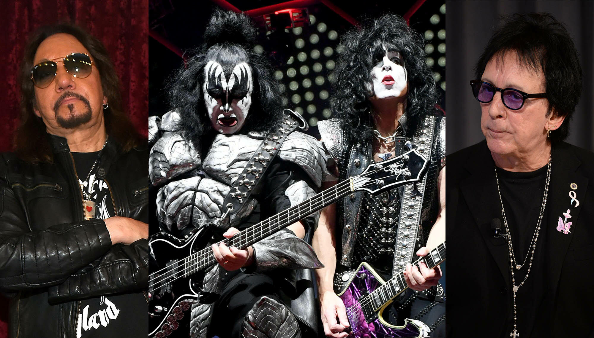 KISS Still 'Open' To Reunion With Ace Frehley, Peter Criss On Farewell Tour