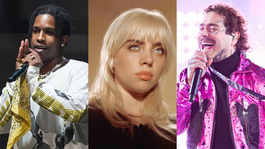 Governors Ball 2021: Billie Eilish, A$AP Rocky & Post Malone To Headline