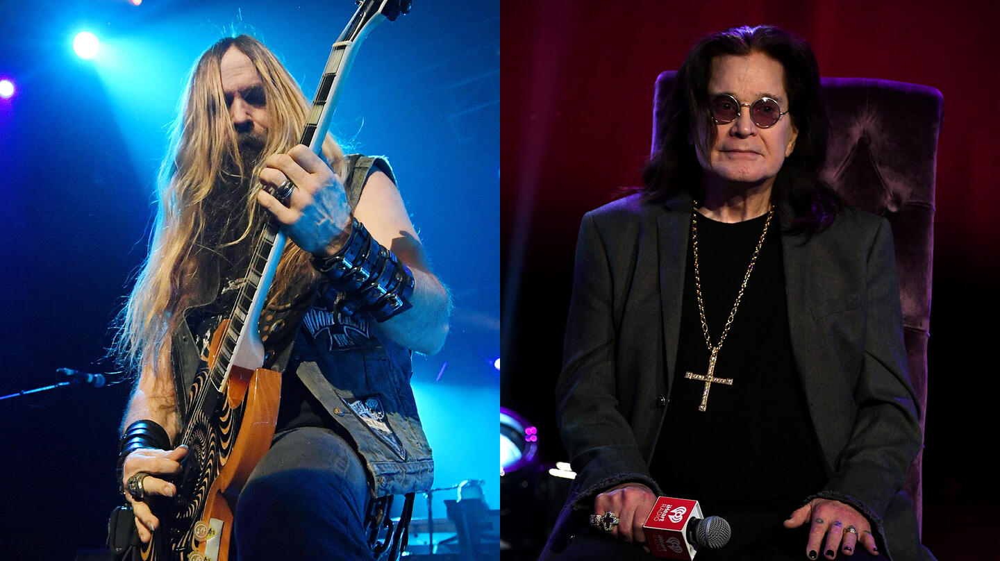 Zakk Wylde Is Not Involved In Ozzy's New Album But Says They Are 'All Good'