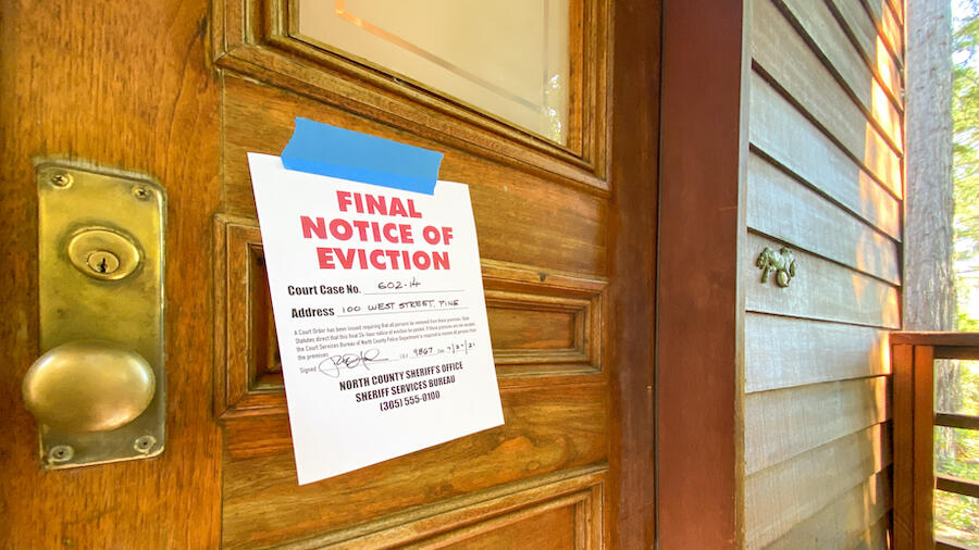 Federal Judge Throws Out CDC Pandemic Related Moratorium On Evictions