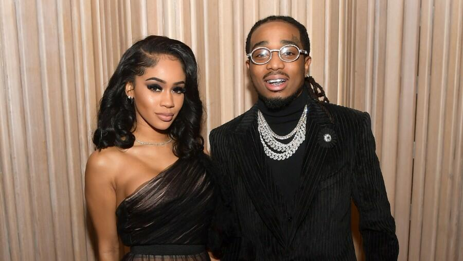 Saweetie & Quavo Avoid Criminal Charges For Elevator Fight