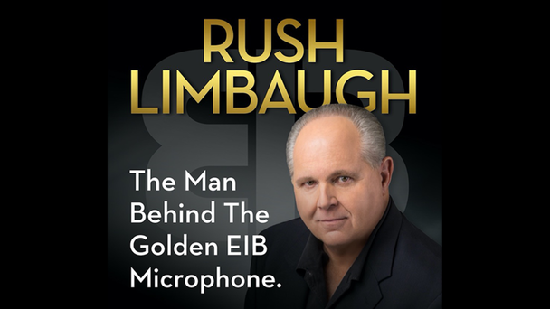 Podcast Premiere: 'Rush Limbaugh: The Man Behind the Golden EIB Microphone'