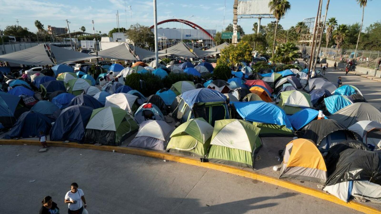 "San Diego County Proposes to Build ""Tent City"" for Illegal Immigrants"