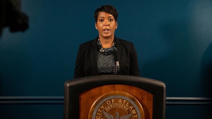 Atlanta Mayor Keisha Lance Bottoms Will Not Run For Reelection