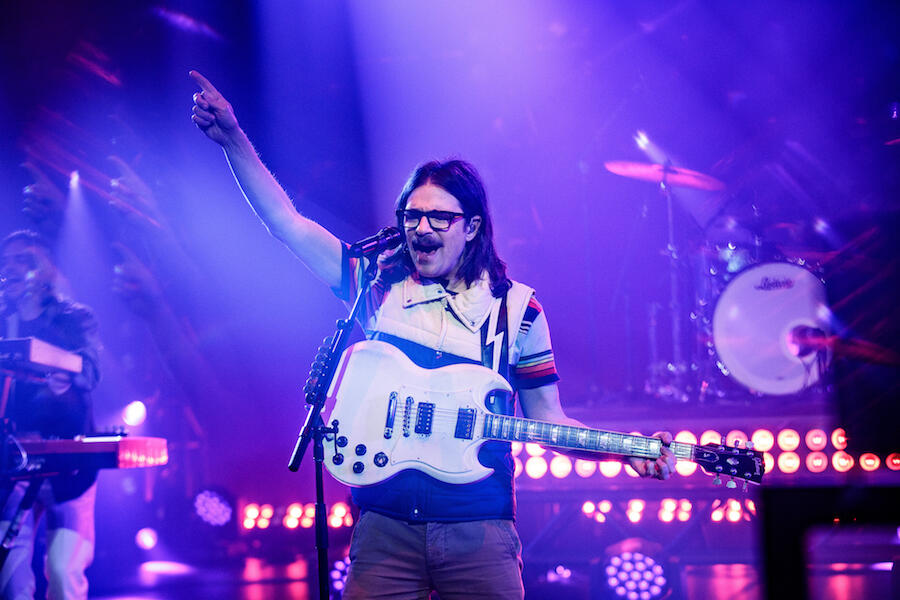 Weezer Teases 4 New Albums To Be Released 2022 During Album Release Party | iHeartRadio