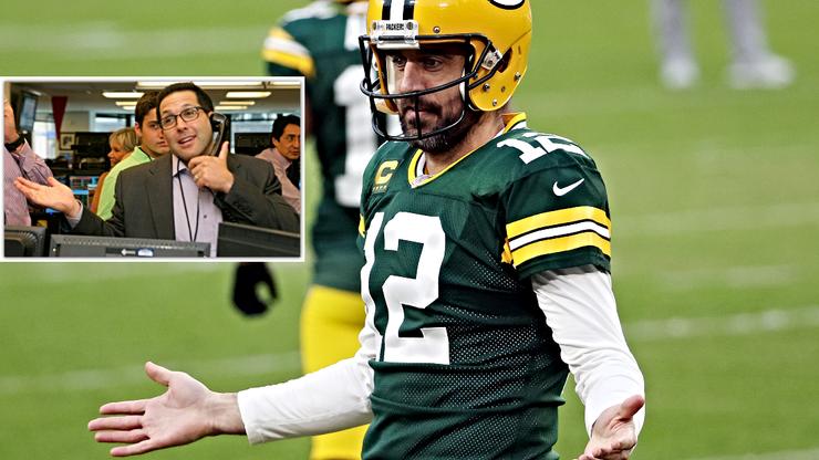 Dan Patrick: Adam Schefter 'Mischaracterized' Aaron Rodgers Packers Report