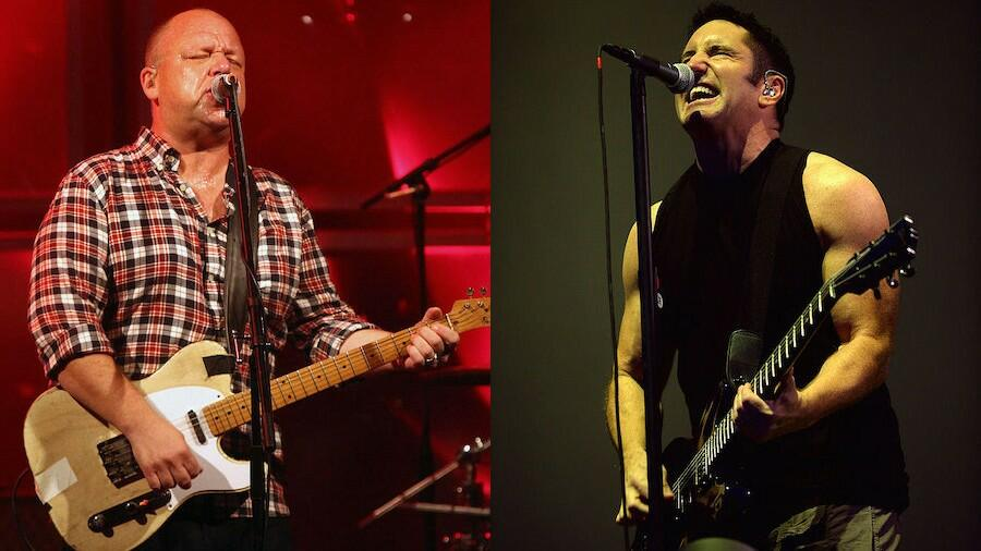 Nine Inch Nails Announce Two Shows With Pixies