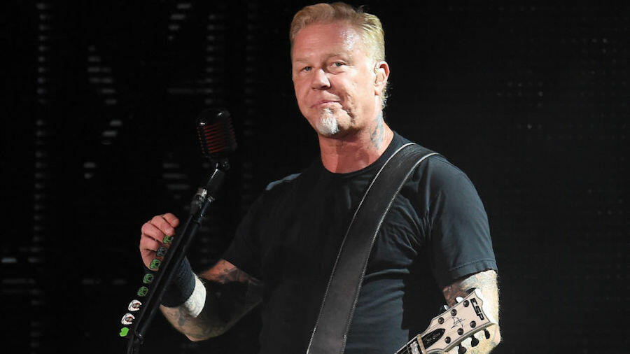 Metallica's James Hetfield Is 'A Little Skeptical Of Getting the Vaccine'