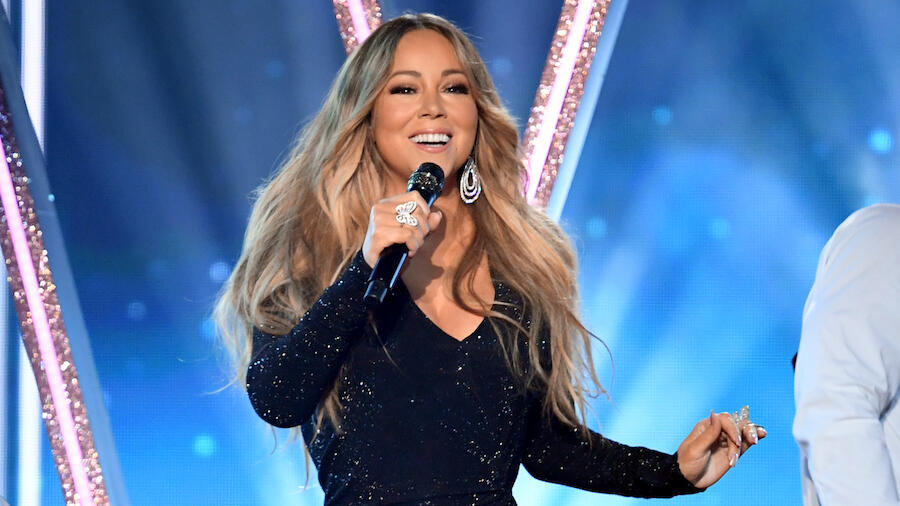 Mariah Carey Reacts To Rapper Sampling 'Shake It Off' Without Her Clearance