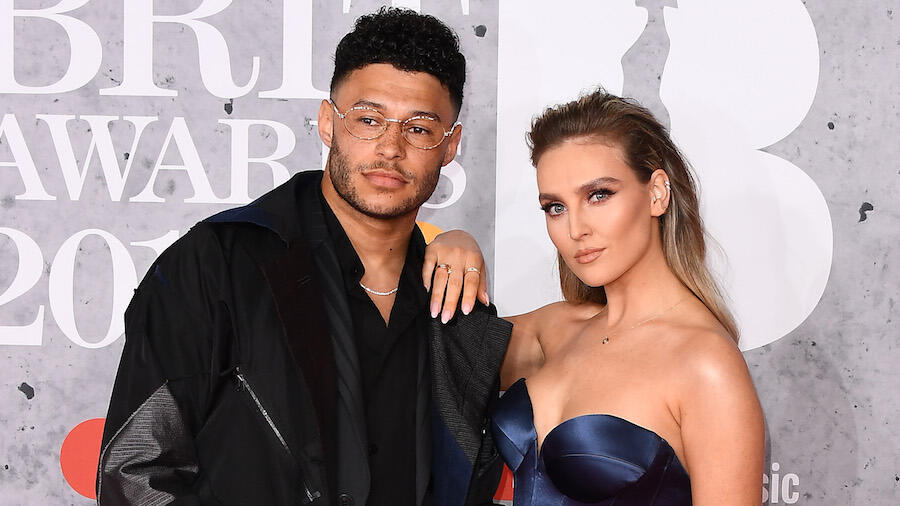 Perrie Edwards Expecting 1st Child With Alex Oxlade-Chamberlain
