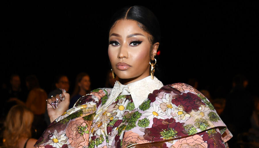 Nicki Minaj Wears Crocs & Little Else In New Racy Photos, Teases New Music