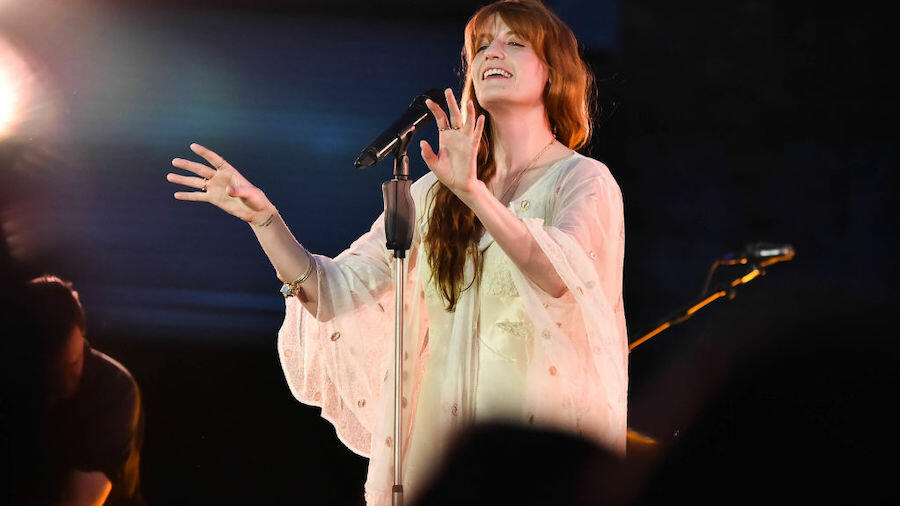 Florence + The Machine Wrote A Song For 'Cruella'