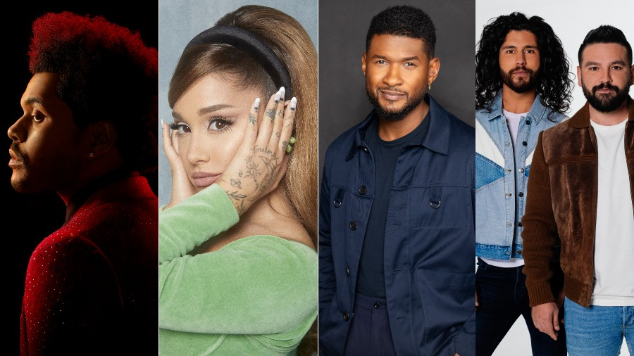 The Weeknd & More To Perform At iHeartRadio Music Awards, Usher To Host