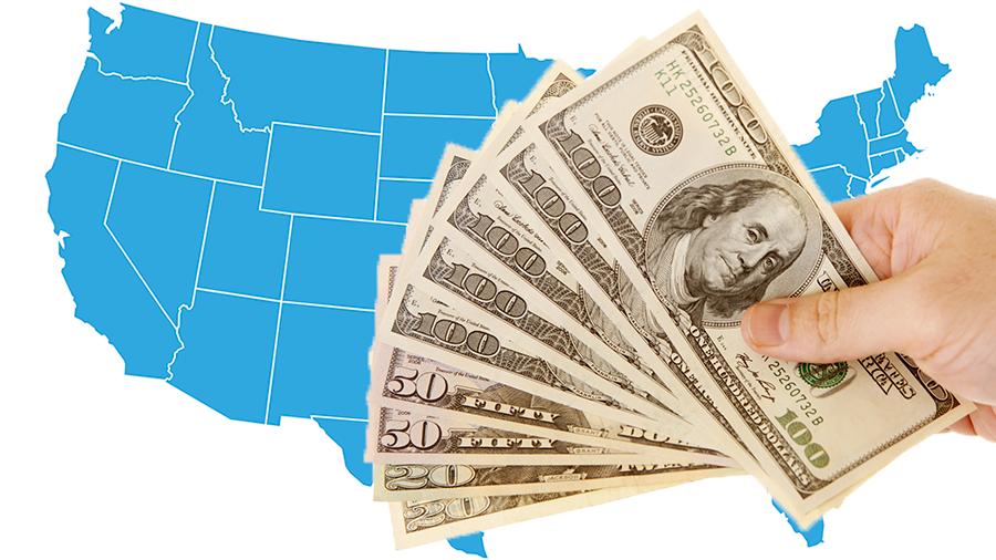 ¿Sabías que podrías recibir un cheque por $1400 por parte de tu estado?