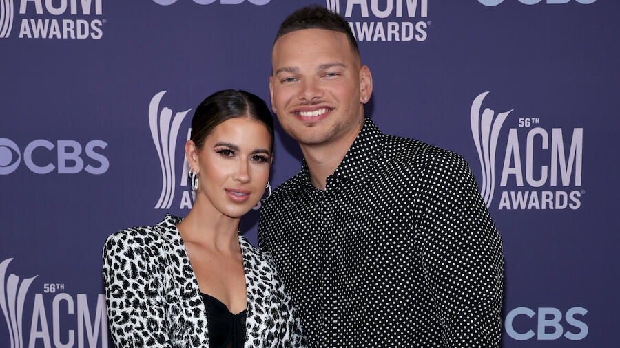 Kane Brown & Wife Katelyn Share Sweet Pics From Daughter Kingsley's Baptism
