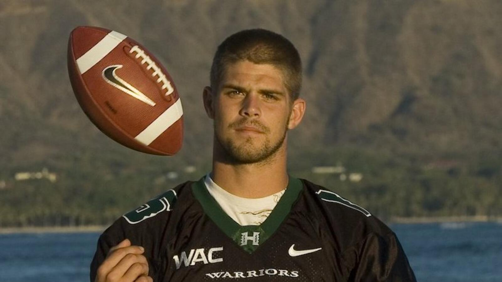 Record-Breaking Quarterback Colt Brennan's Cause Of Death Revealed