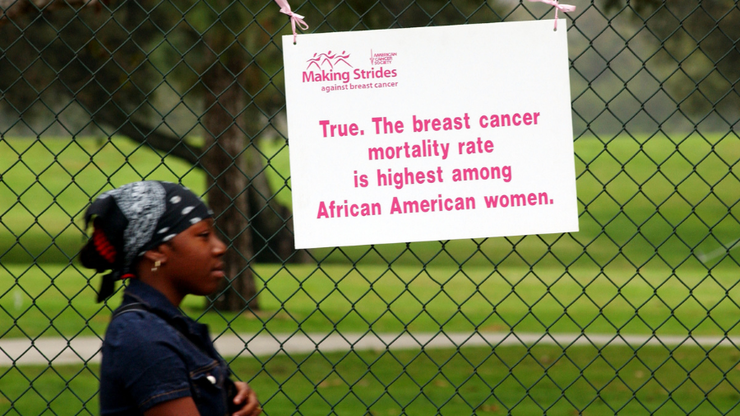 Lavar Jacobs Opens Ohio's First Black-Owned Breast Cancer Resource Center