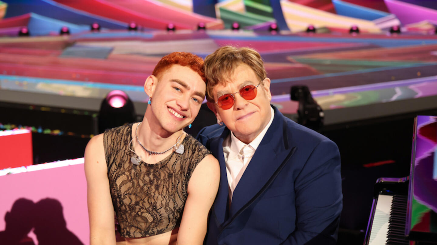 Elton John and Years & Years Team Up For Pet Shop Boys 'It's A Sin' Cover