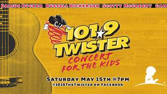 The Concert for the Kids - Free Event! Featuring Cam, Scotty McCreery, Russell Dickerson, and Darius Rucker
