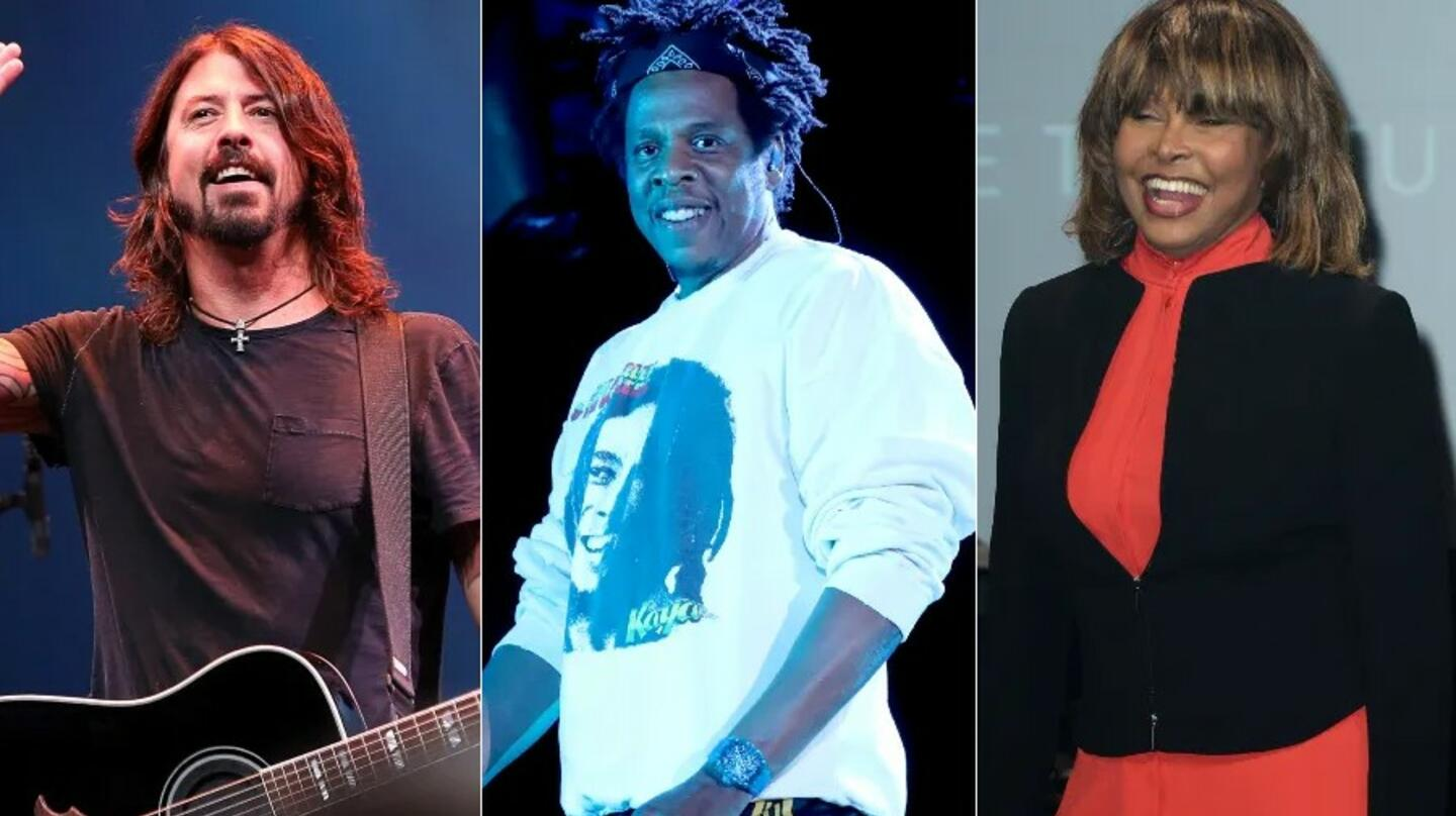Rock Hall Of Fame Reveals Class of 2021: Foo Fighters, JAY-Z & More