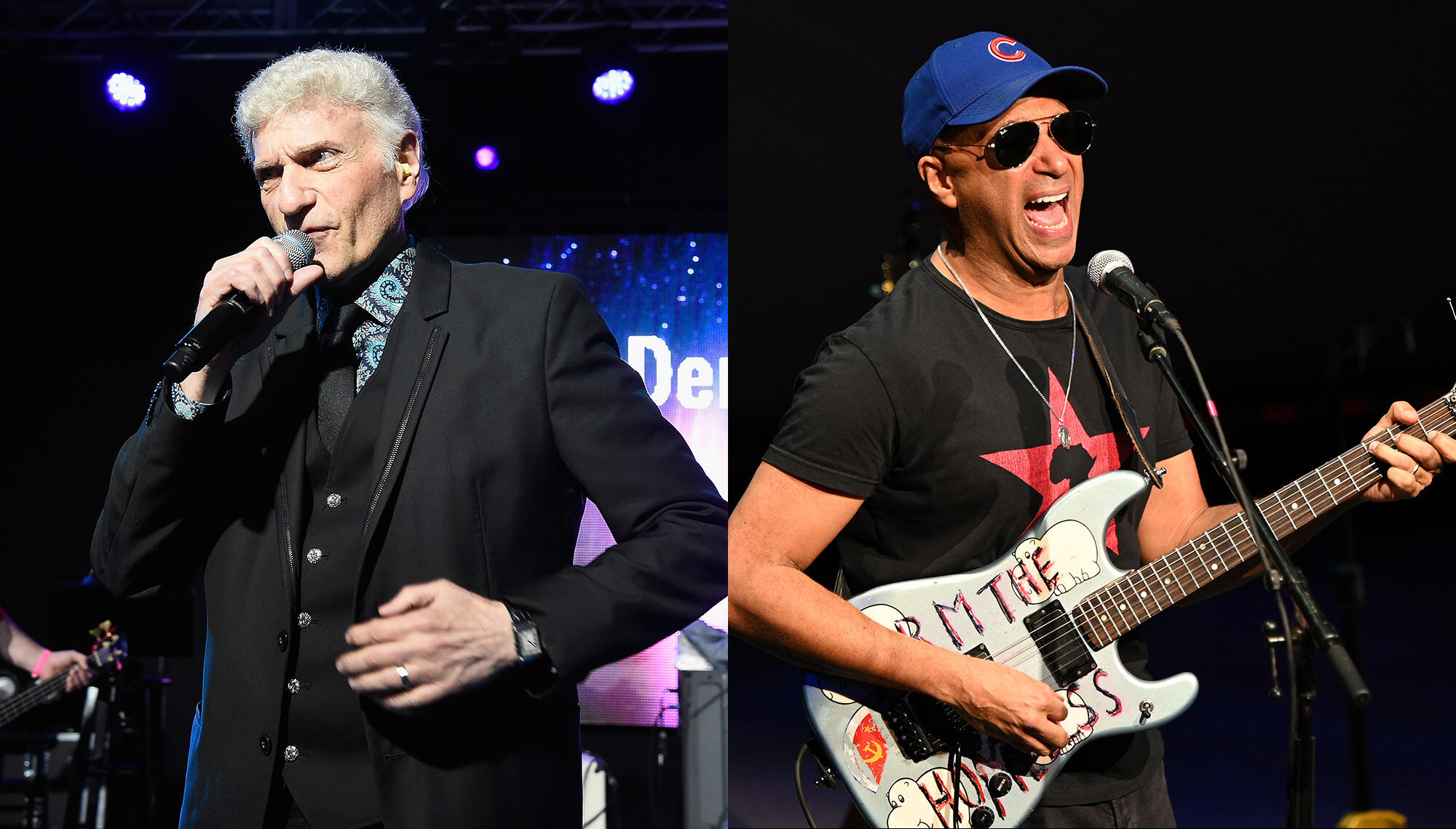 Tom Morello Teams Up With Styx's Dennis DeYoung On 'The Last Guitar Hero'