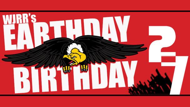 Earthday Birthday 27!