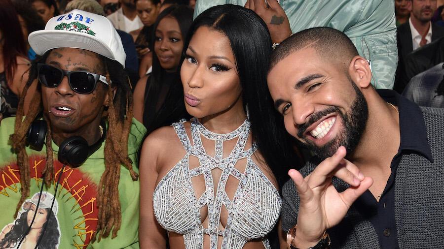 Nicki Minaj Drops New Drake & Lil Wayne Song On 'Beam Me Up Scotty' Mixtape