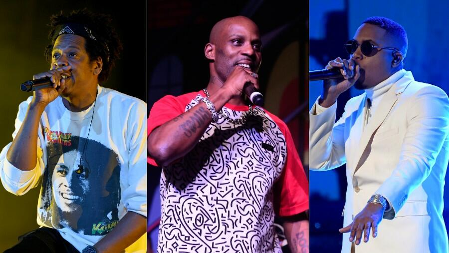 JAY-Z & Nas Collab Reportedly Appears On DMX's Posthumous Album 'Exodus'