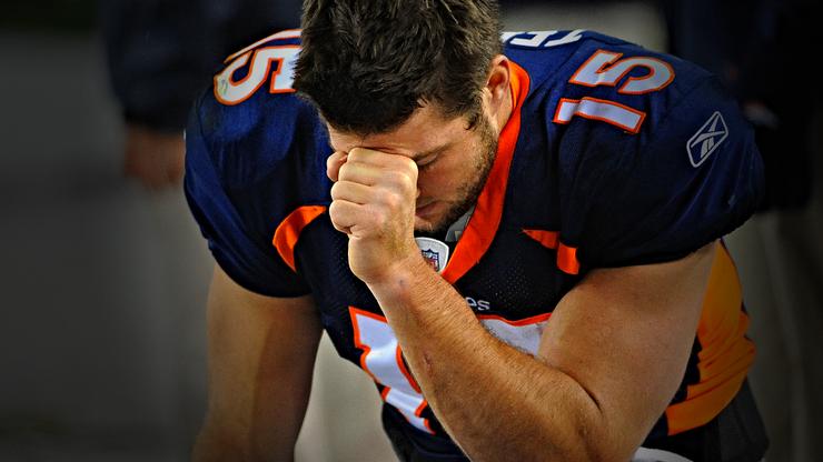 Will Cain: Tim Tebow's Most Vocal Critics Are 'Racists'