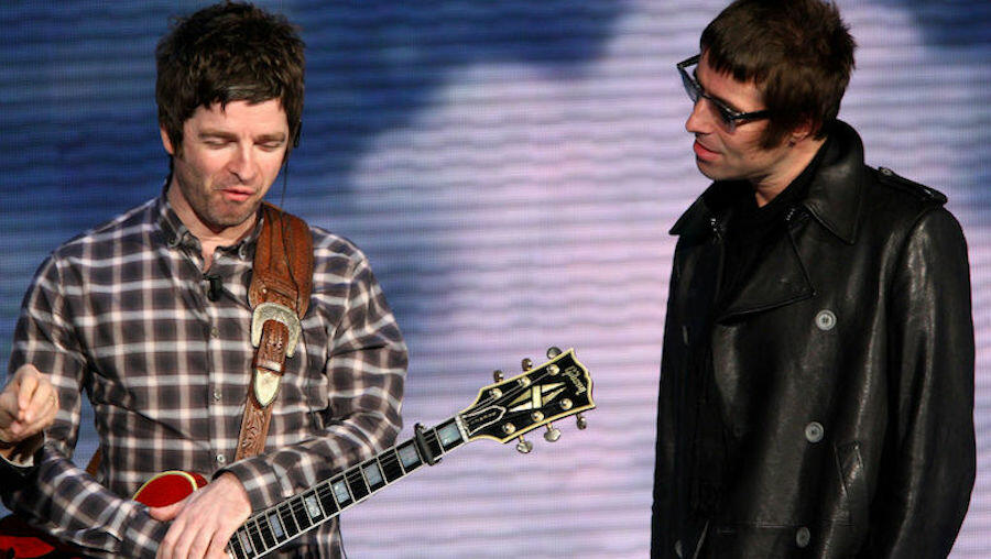 Liam Gallagher Dedicated A Song On His New Album To His Brother Noel