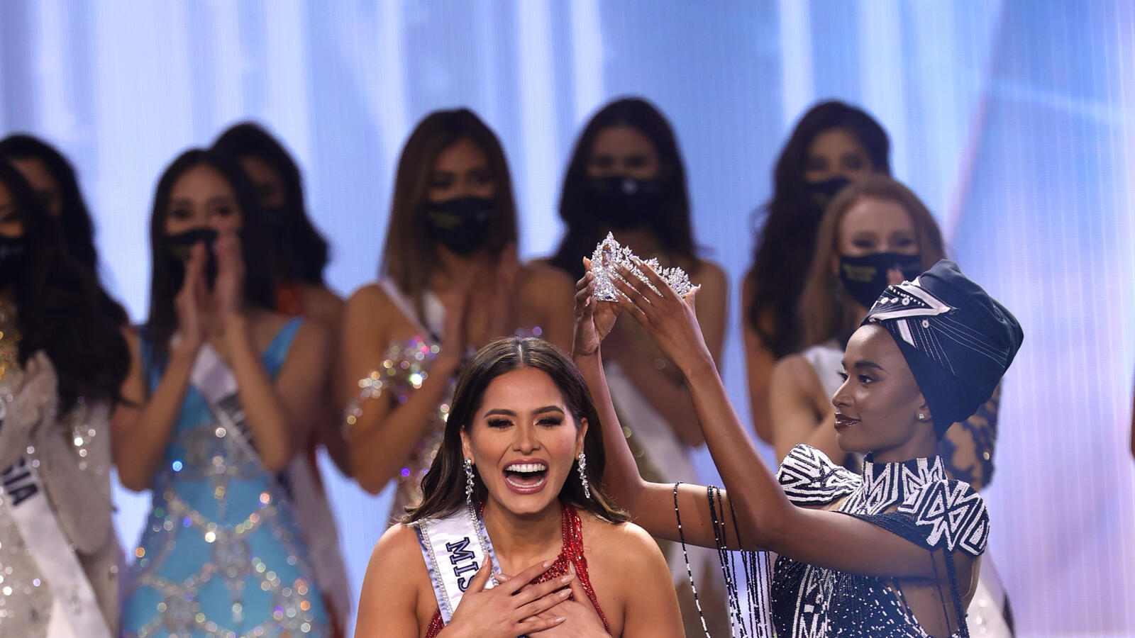 Miss Mexico Is The New Miss Universe!