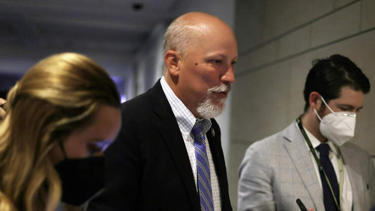 Chip Roy Falls Short In Bid For GOP Conference Chair