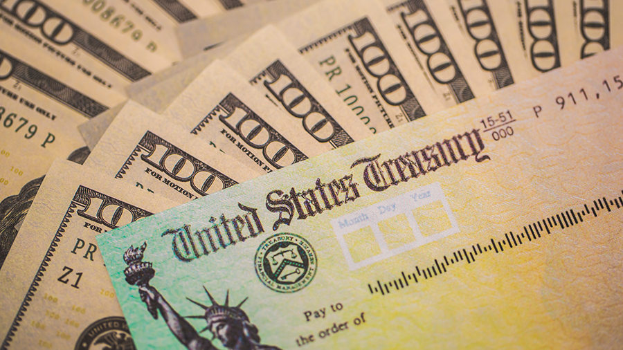 Monthly Stimulus Checks Set To Go Out To Millions On July 15 | iHeartRadio