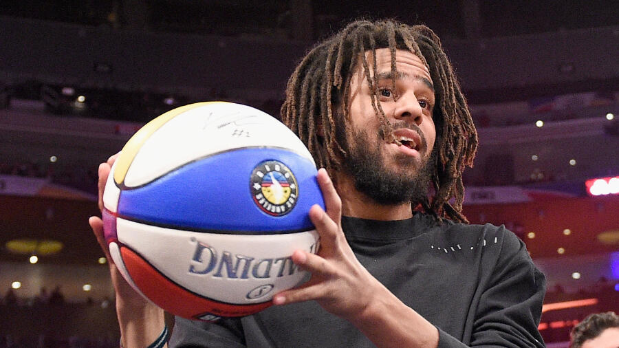 J. Cole Makes Professional Basketball Debut In Basketball Africa League