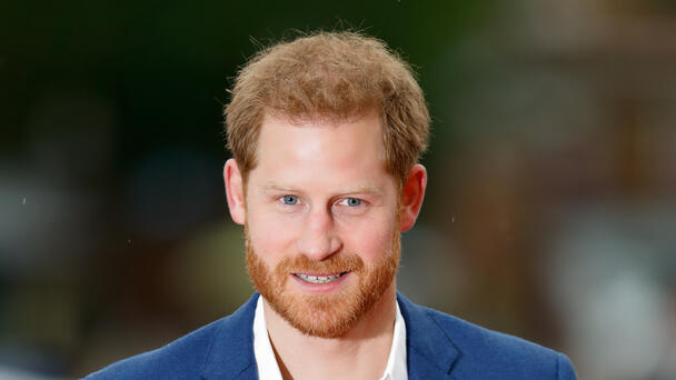 Prince Harry's Time In London For Statue Unveiling Will Be 'Fleeting'