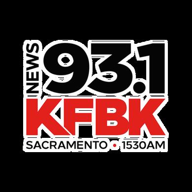 KFBK FM & AM logo