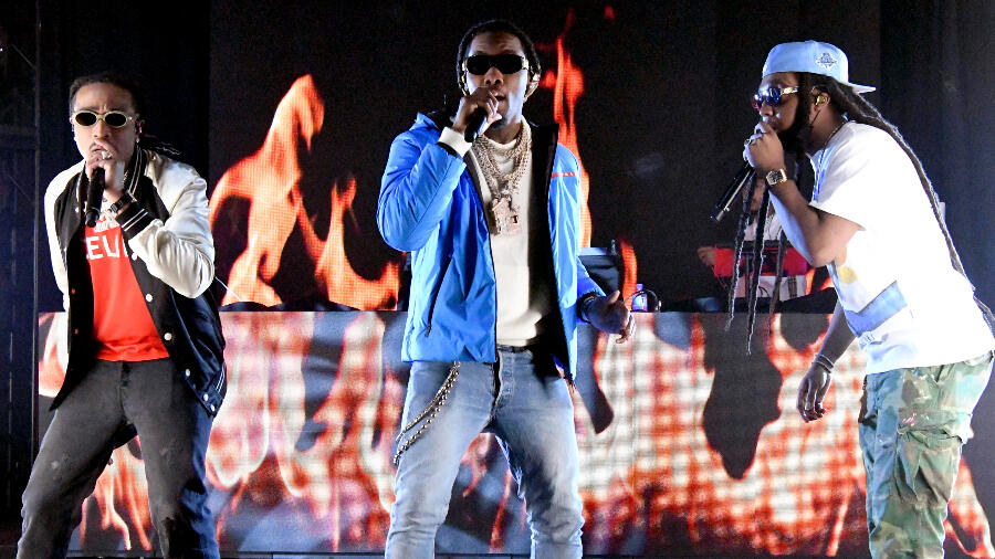 Migos Finally Reveal Release Date For 'Culture III'