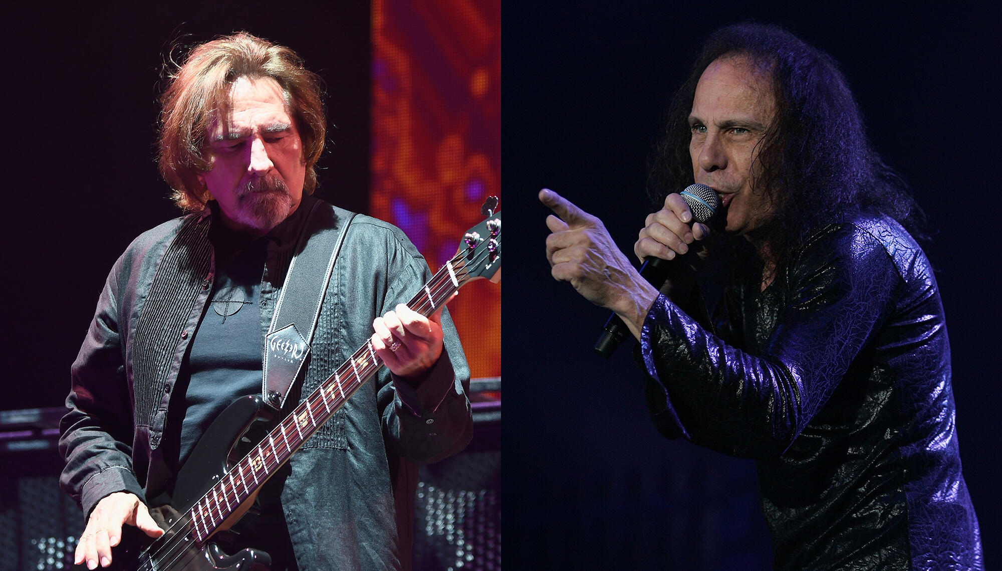 Black Sabbath's Only Request Of Dio On Second LP: 'No Rainbows, No Dragons' | iHeartRadio